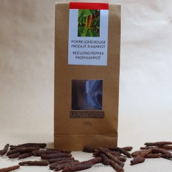 Kampot Long Pepper - 100g recycle pepper