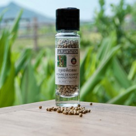 White Kampot Pepper PGI -...