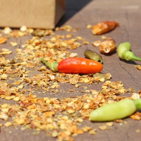 Chilies Trio crushed