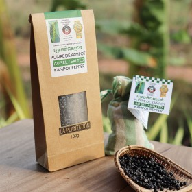 Salted Kampot Pepper PGI (50g)