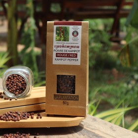 Red Kampot Pepper PGI