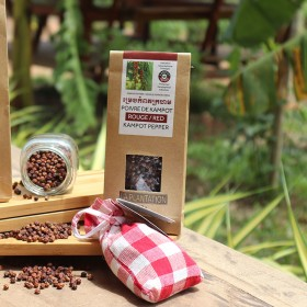 Red Kampot Pepper PGI (50g)