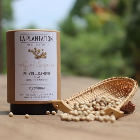 White Kampot Pepper PGI