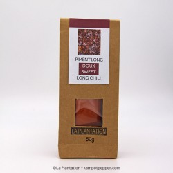 Sweet Long Chili Powder- 50g Recycle bag