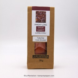 Smoked Sweet Long Chili Powder- 50g Recycle bag