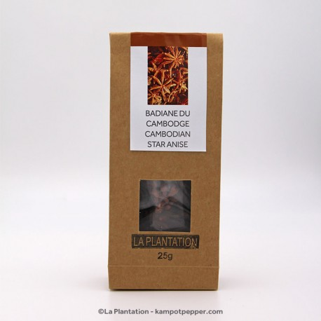 Star Anise - 25g Recycle bag